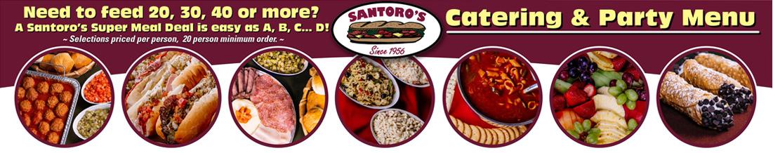 Santoro's catering burbank